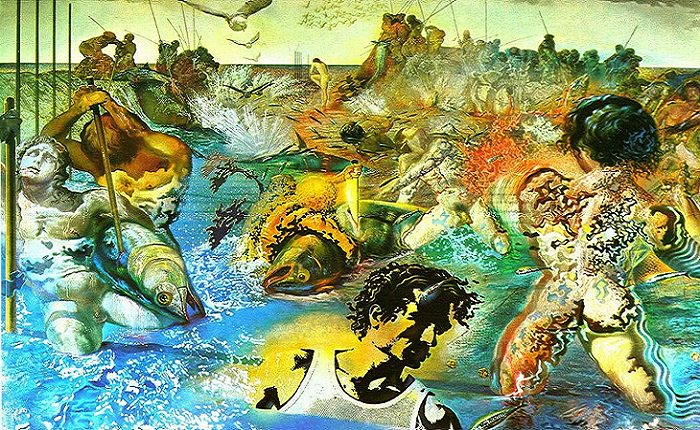 Famous Paintings by Salvador Dali  Art