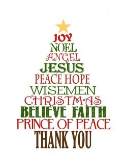 The Celebration Of Christmas BelieveTheSign