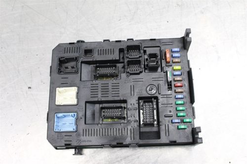 small resolution of fuse box electricity central citroen c5 06 9660105880
