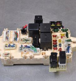 fuse box electricity central mitsubishi space wagon 99  [ 1200 x 803 Pixel ]