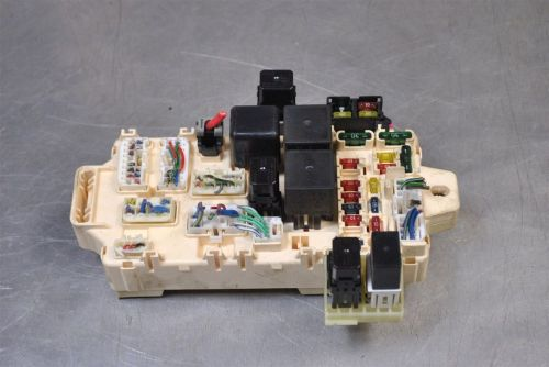small resolution of fuse box electricity central mitsubishi space wagon 99