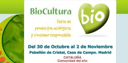 Biocultura Fair in Madrid