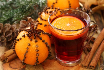 Christmas drinks around the world