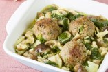 Vegetable-balls recipes