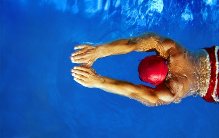 Ideal Supplementation for swimming