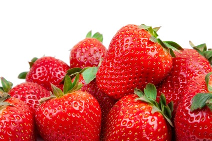 The beauty secrets behind Strawberries