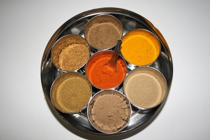 Recipes with Turmeric (2nd part)