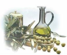 Dressings with olive oil