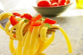 4 Italian recipes with Organic Pasta