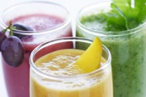 Nutritious Fruits and Juices