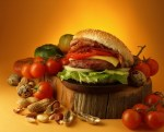 Recipes for vegetarian burgers