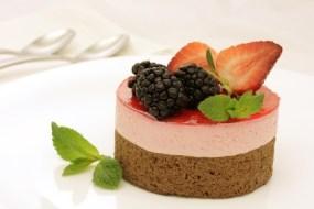 Dessert recipes with Agar-Agar