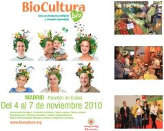 BioCultura 2010 in Madrid's Balance