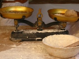 Recipes with Chickpeas flour