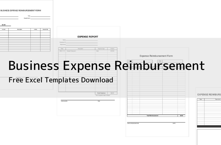 This document only tracks the money that you have spent. Expense Report Template For Excel Free Download