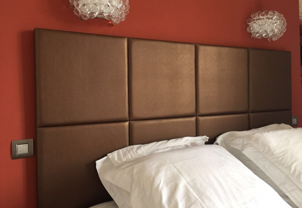diy wall bed sofa how to fix rip leather 21 original headboards for rentals - bnbstaging le blog