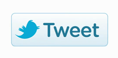 "New Twitter ""Tweet Button"""