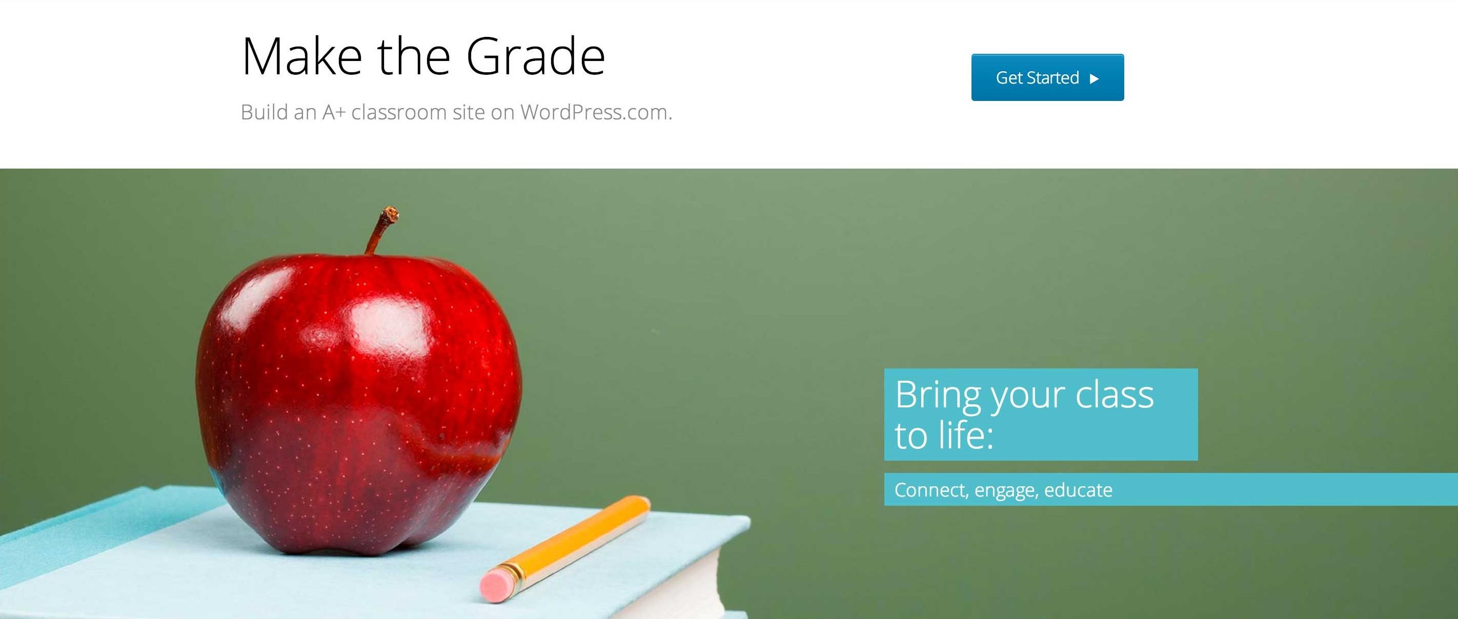 WordPress.com Classrooms