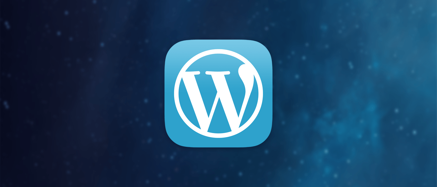 WordPress for iOS 7