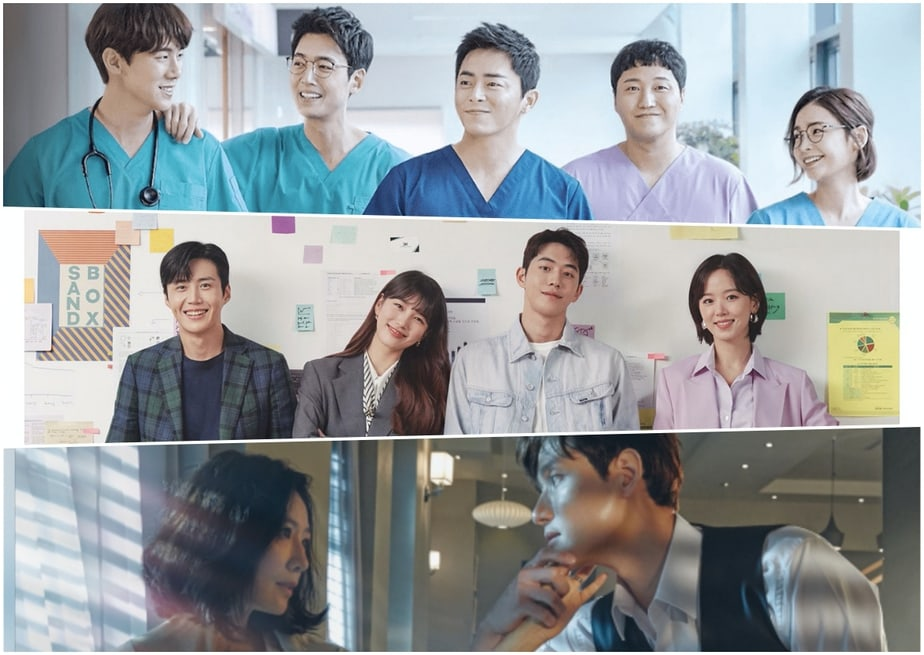 The Best K-Dramas of 2020
