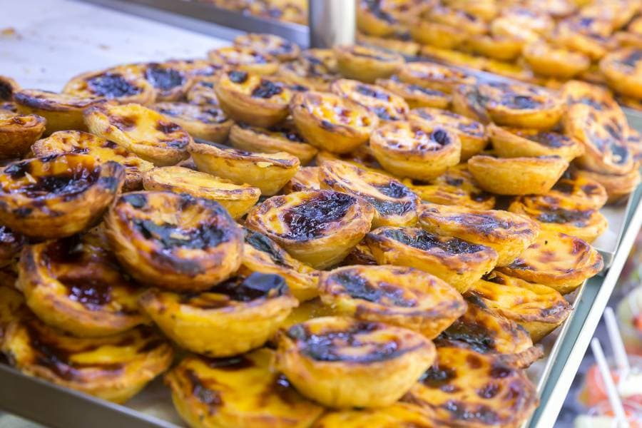 Pastel de Nata (image via Marco Verch, Flickr)