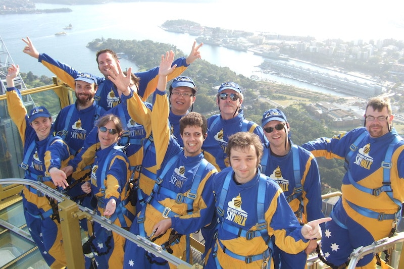 4 Reasons to Visit Australia in Winter: Sydney Tower Skywalk