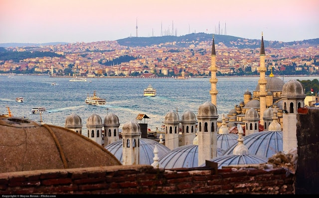 Turkey is the place to be for wanderlusters