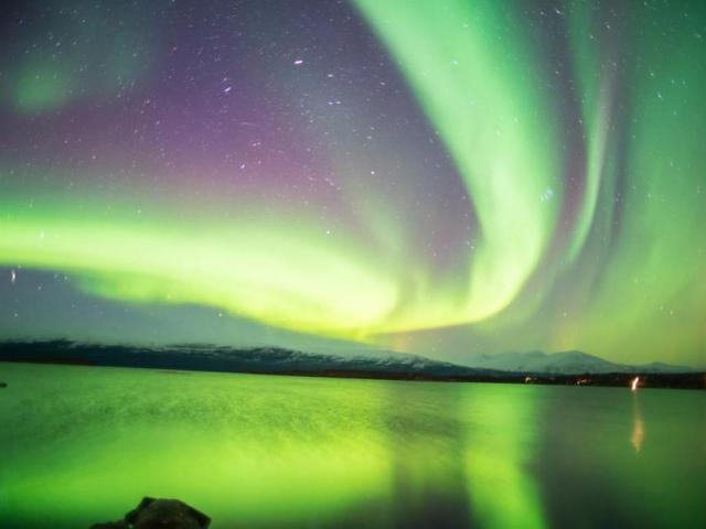 Now's Your Best Chance to See the Northern Lights
