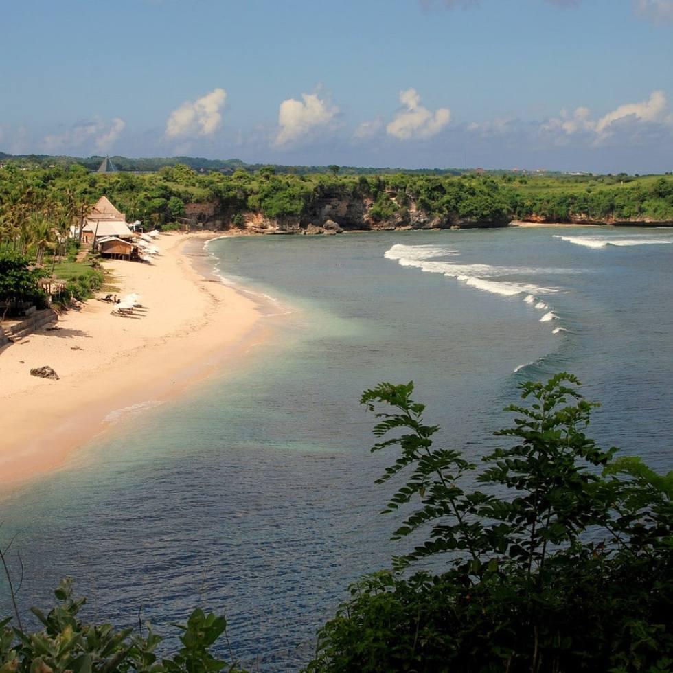 Bali, Indonesia: Balangan Beach