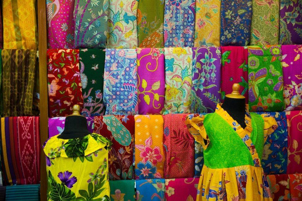 Yogyakarta, Indonesia: Batik Garments