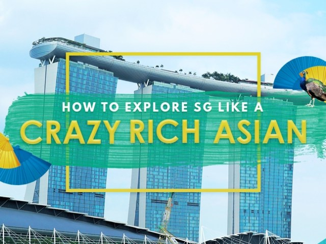 Your Crazy Rich Asians 2-Day Itinerary in Singapore!