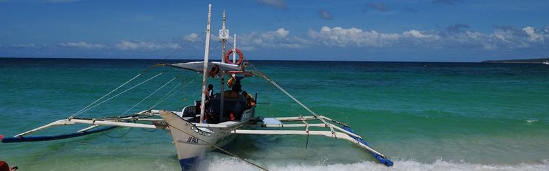 Tulubhan Beach, Boracay