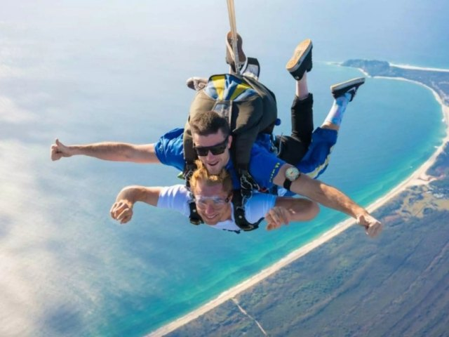 5 Things You Need To Do Before Your Skydiving Experience