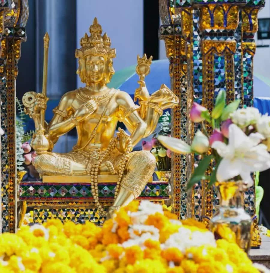 Erawan Shrine Thailand