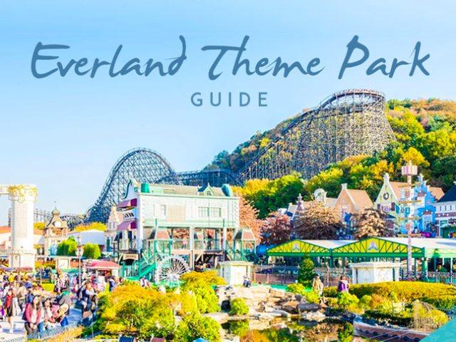 Everland Theme Park Guide