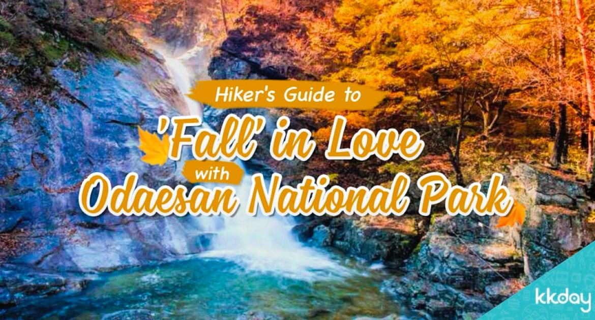 Autumn in Korea: Odaesan National Park Hiking Guide