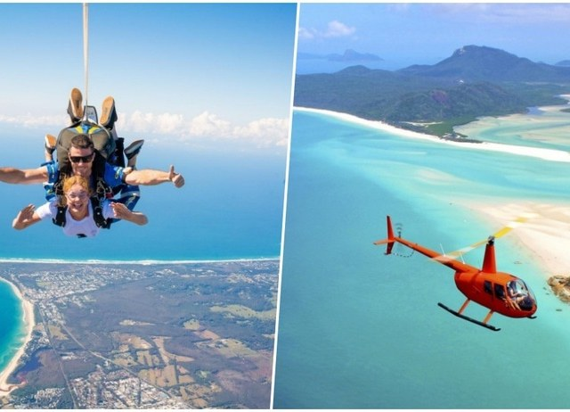 5 Thrilling Trips To The Top That Will Challenge Your Fear Of Heights In Australia