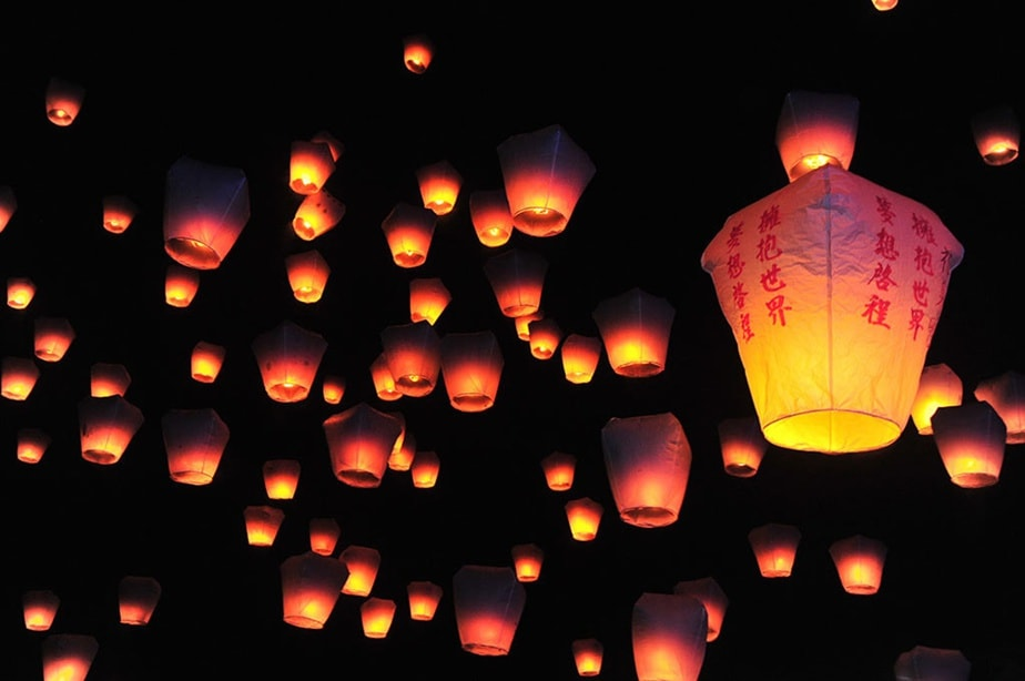 Join Taiwan's Lantern Festival From The Comfort Of Your Home!