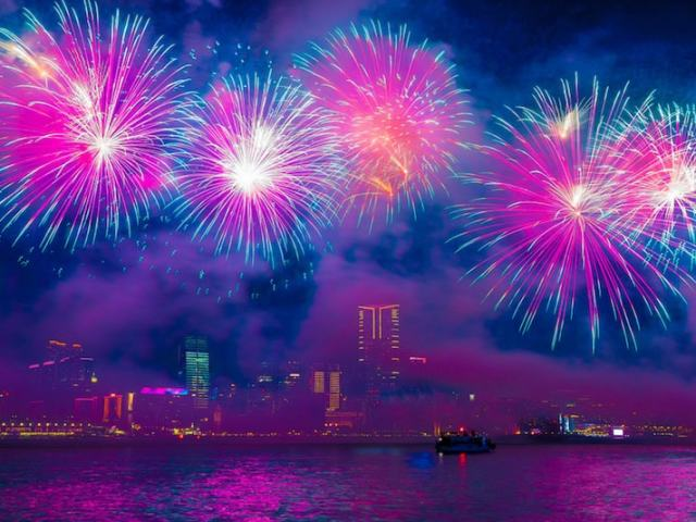 Celebrate Chinese New Year in Hong Kong