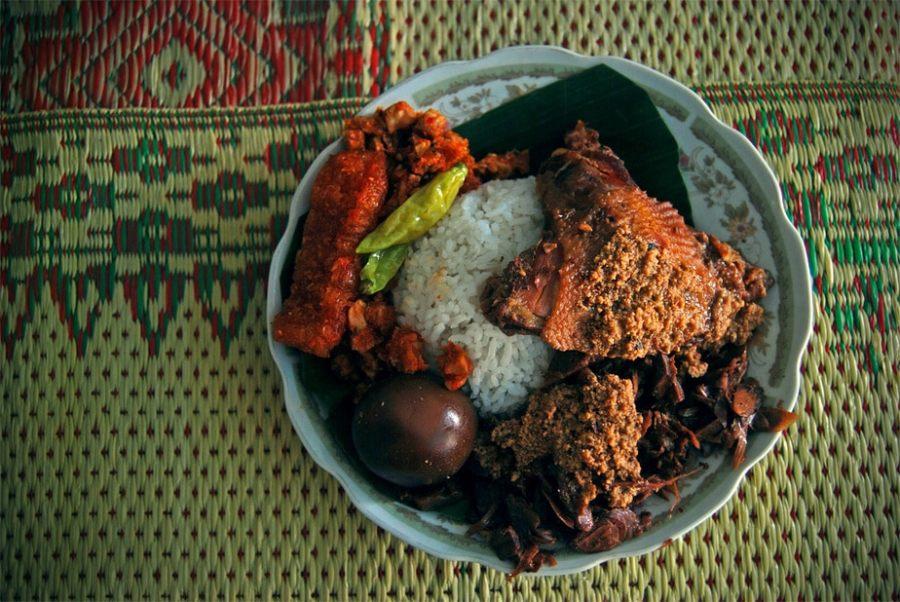 Yogyakarta, Indonesia: Nasi Gudeg Dish