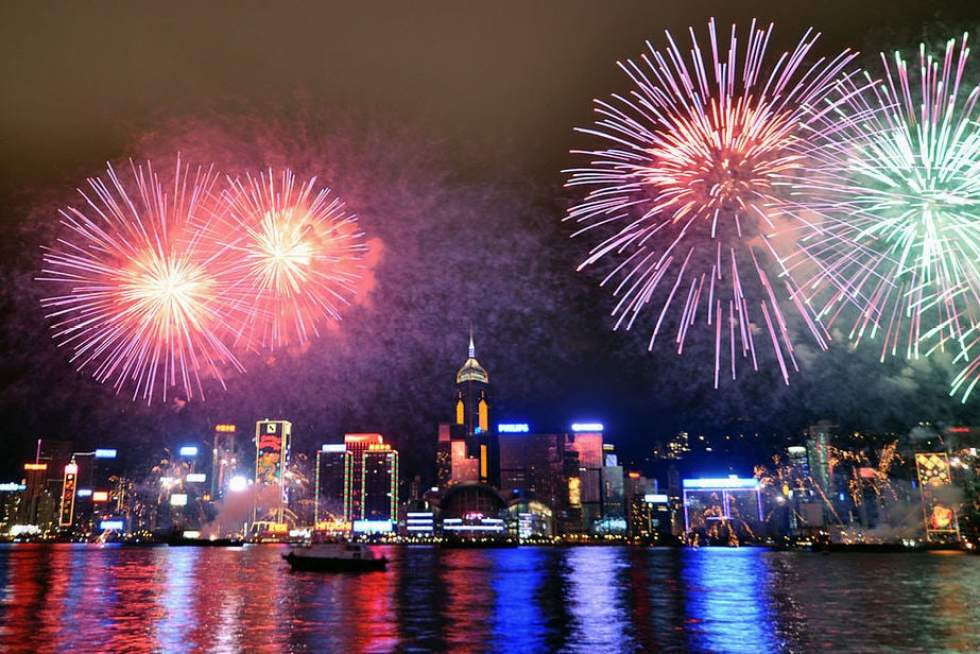New Year's Eve Family Vacations: Hong Kong