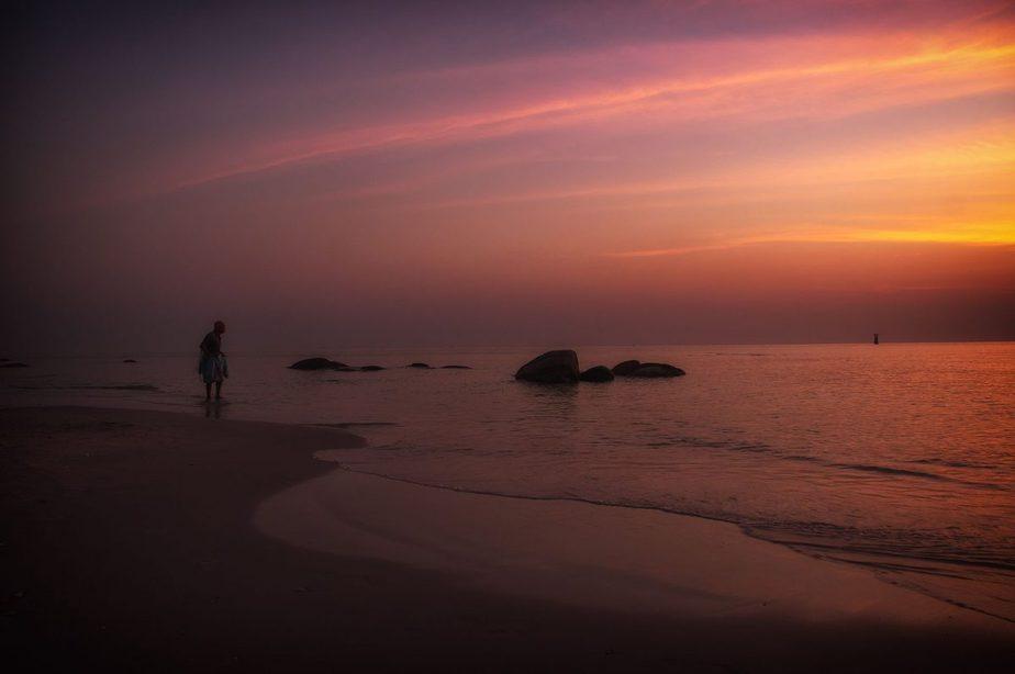 Hua Hin Thailand Sunrise