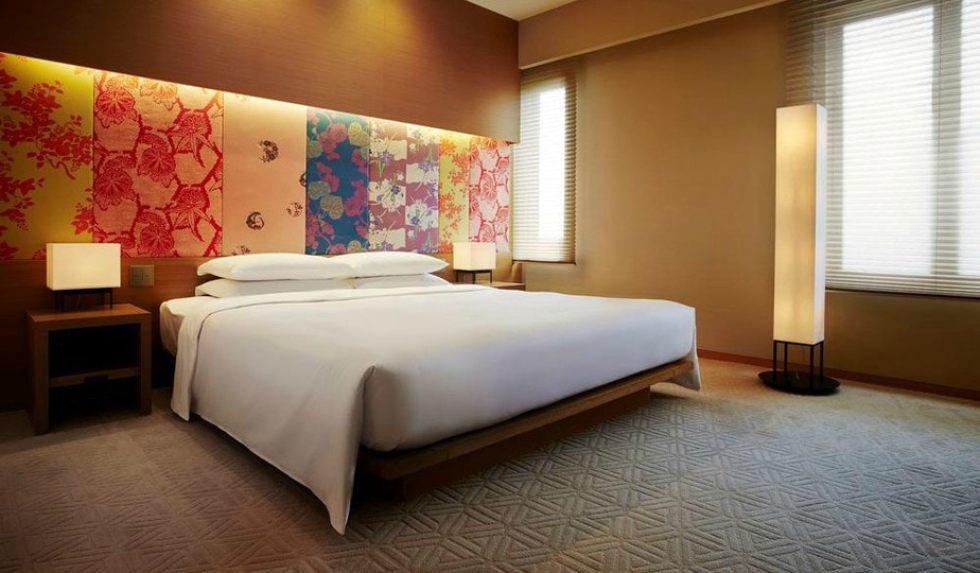 14 Best Kyoto Hotels for Cherry Blossom Season: Hyatt Regency Kyoto