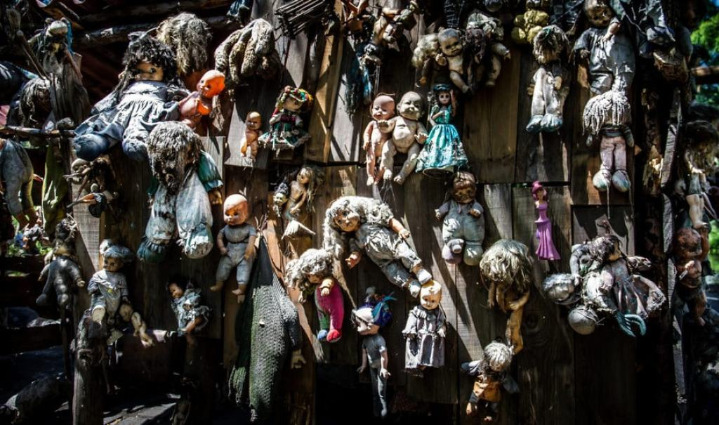 Mexico: Island of Dolls