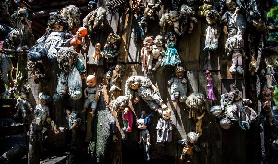 Mexico: Island of Dolls