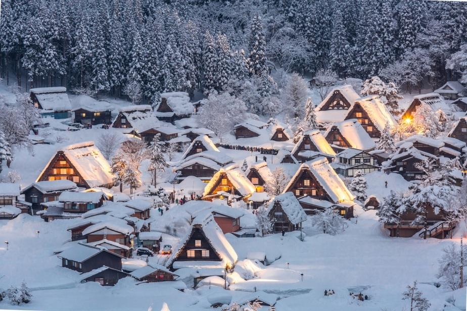 2019 Shirakawago Light-up: The Ultimate Travel Guide