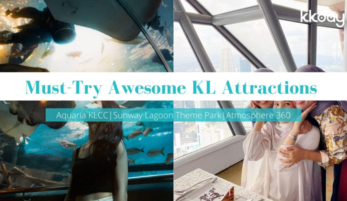 Awesome KL Theme Parks and Attractions That Are Open Again!