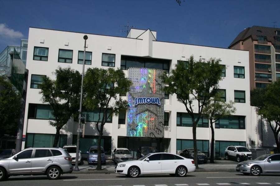 K-Pop Itinerary: SM Entertainment Building