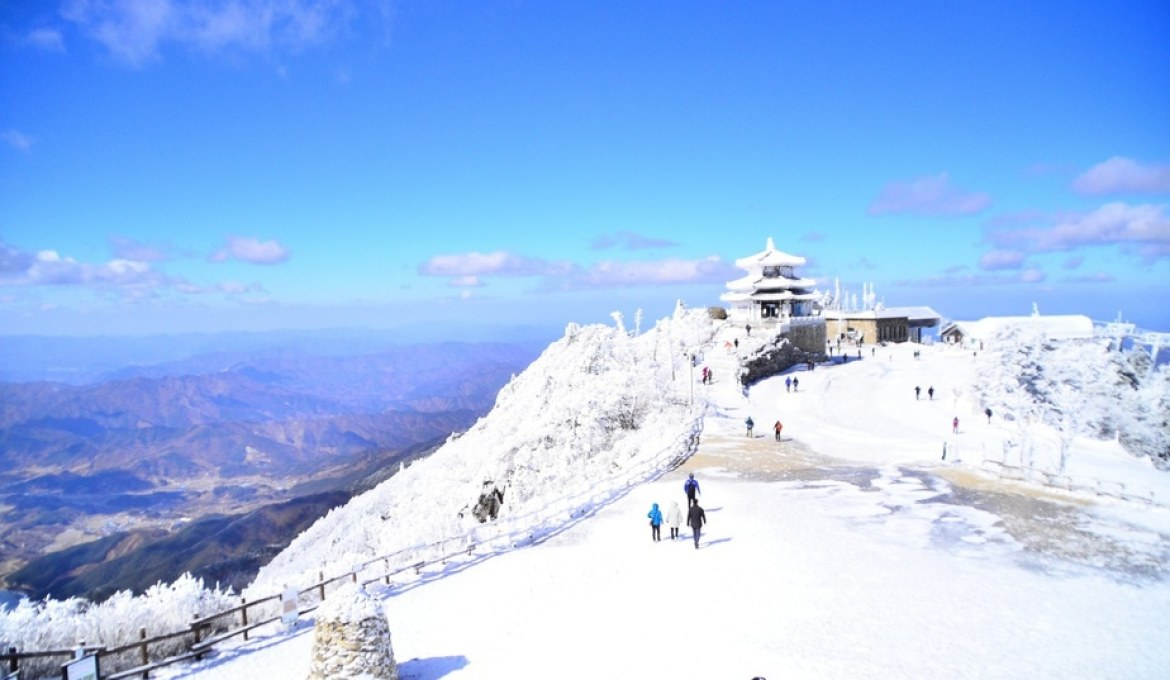 10 Best Korea Ski and Snowboard Resorts to Smash this Winter