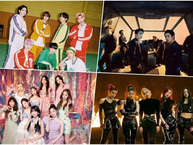 The Best K-Pop Comebacks Of The First Half Of 2021